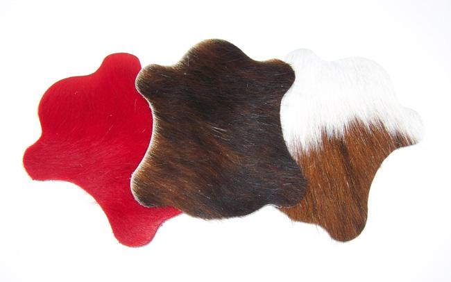 dessous de verre échantillon peau de vache tannage français france direct tannerie cuir SITE