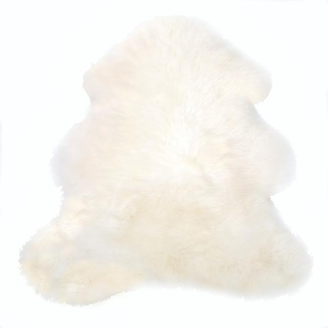 Peau de mouton mérinos naturel blanche tapis descente de lit tapis en laine naturelle nordique chambre salon carpette décoration scandinave peau de bête direct tannerie grossiste fournisseur